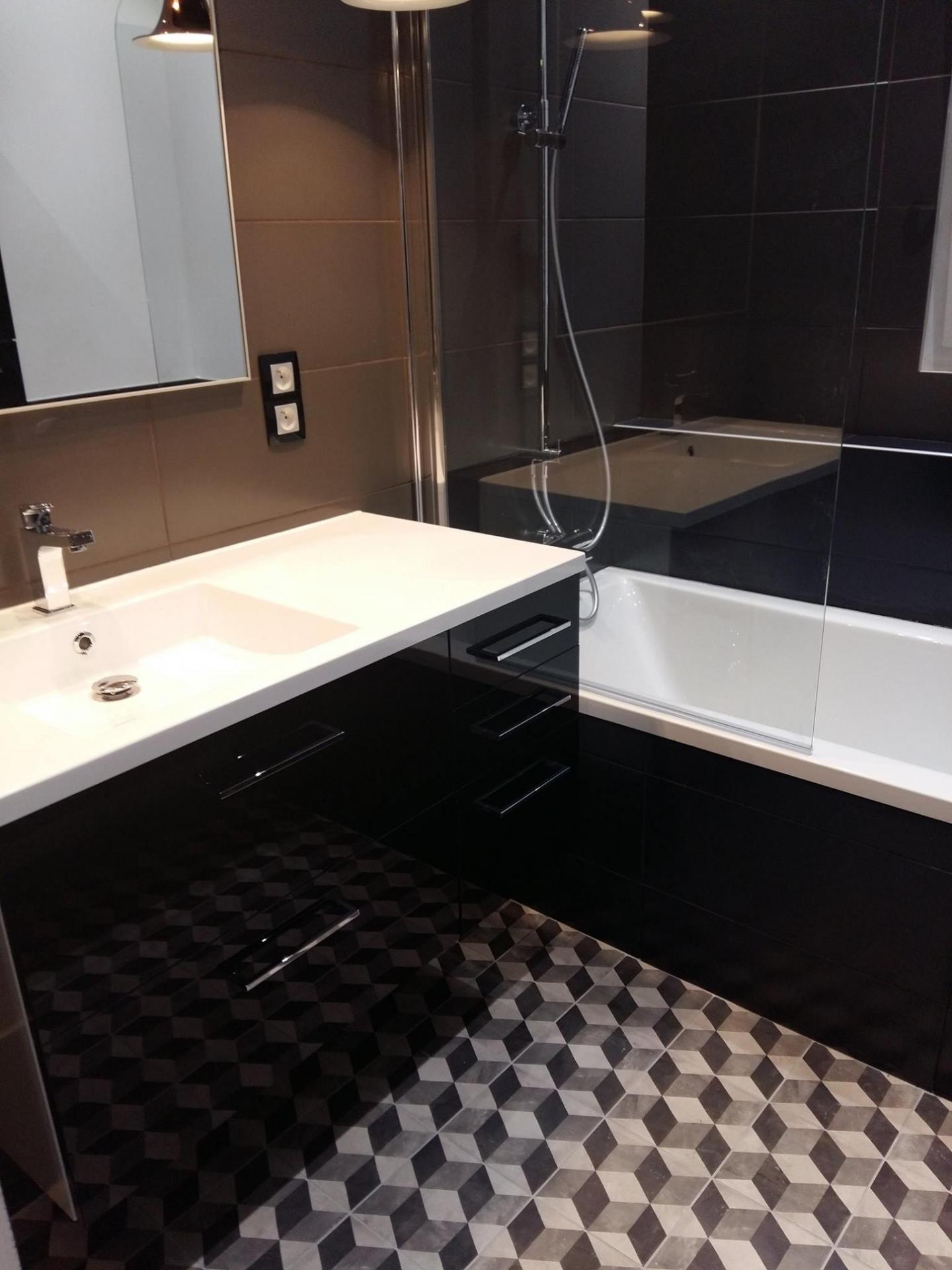 Salle de bains : projet avec de beaux détails