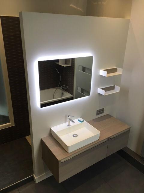 Salle de bains : mobilier ARBI